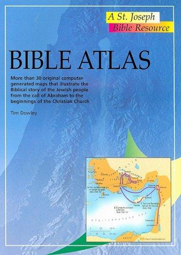 Bible Atlas (St. Joseph Bible Resource)