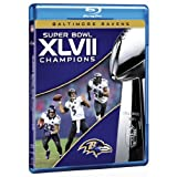 NFL Super Bowl XLVII Champions: 2012 Baltimore Ravens [Blu-ray] by NFL Productions