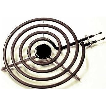 """Tappan 8 """"gama que hierva estufa quemador de repuesto superficie calefacción elemento 318372213"""