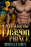 Download Waking the Dragon Prince (Return of the Dragons Book 1) in PDF ePUB Free Online