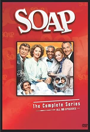 Amazoncom Soap The Complete Series Slim Packaging