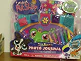 : Littlest Pet Shop Activity Set Magic Reveal Photo Journal