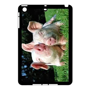 Cute pet pig baby pig Hard Plastic phone Case Cover For Ipad Mini Case ZDI004450