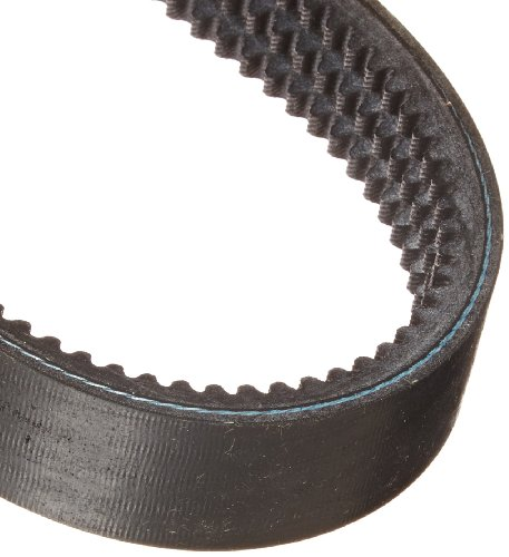 Gates 3/3VX315 Super HC Molded Notch Powerband Belt, 3VX Section, 1-1/8