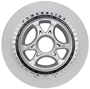 Powerslide infinity inline ruedas,pack de 4 80 mm