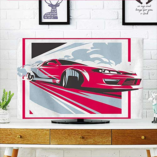 Jdm Wiring - Philiphome Protect Your TV Burnout car Japanese Drift Sport car JDM rac Team Protect Your TV W20 x H40 INCH/TV 40