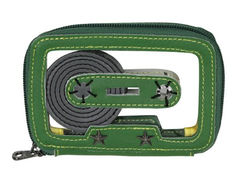 Monedero/Llavero Cassette EDICION 5369 Verde Juvenil ...