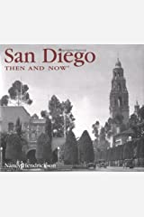San Diego Then and Now Hardcover