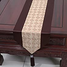 RUGAI-UE Table Runneramerican Table Of Tables Flag Bed Flag Placemat Rosewood Furniture Modern Embroidery A 33×270Cm Dining Tables