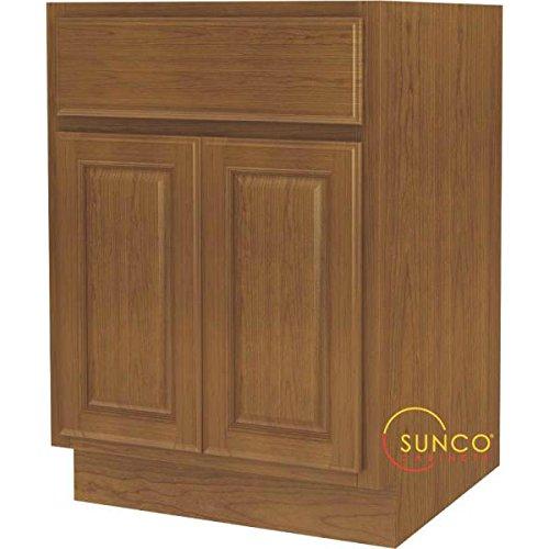 Sunco Kitchen Cabinet Base 2-Dr 24in