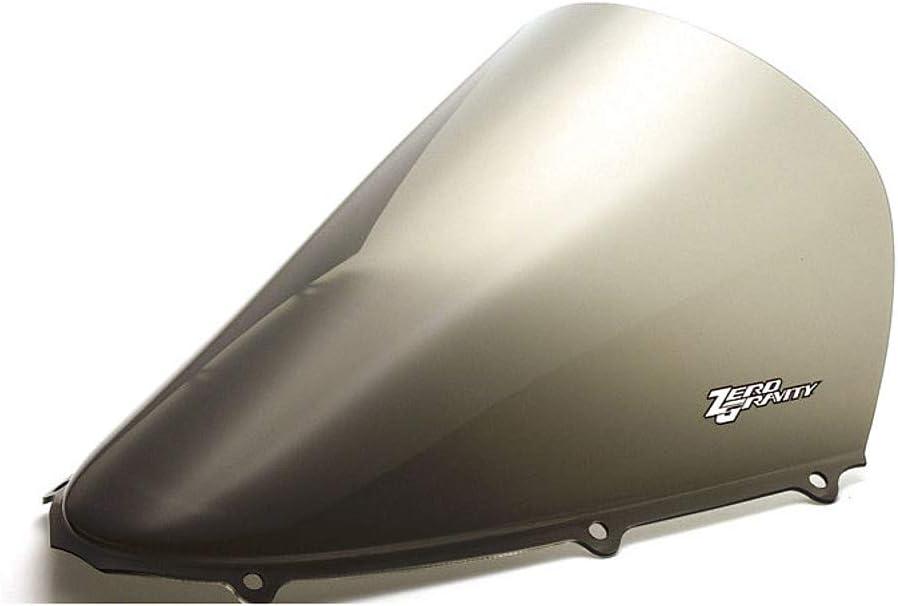 ZERO GRAVITY 06-11 Kawasaki ZX14 Sport Touring Windscreen (Light Smoke)
