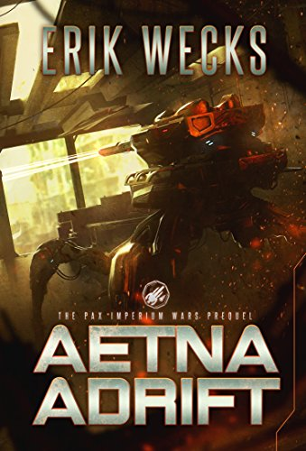 Aetna Adrift by Erik Wecks ebook deal