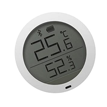 MagiDeal Termómetro Del Detector Del Metro Del Probador De La Humedad De La Temperatura De De