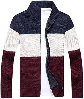 Un Número De Suéteres De Punto Calentamiento De La Tamaños Cómodos Camisa Chaqueta De Suéter Ocio