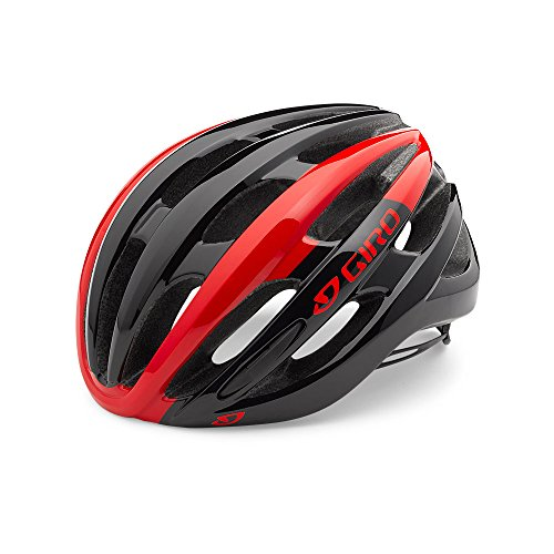 - Giro Foray MIPS Road Cycling Helmet Red/Black Large (59-63 cm)