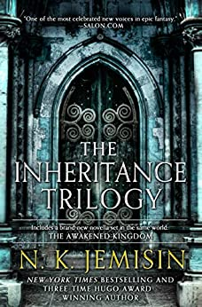 The Inheritance Trilogy by [Jemisin, N. K.]