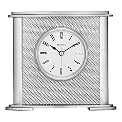 Bulova Hewitt Office Clock