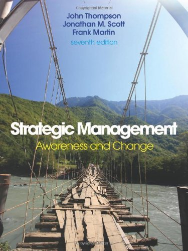 By Frank Martin - Strategic Management: Awareness & Change (7th Revised Edition) (2014-01-18) [Paperback] PDF