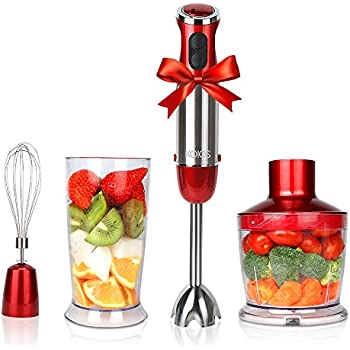 Amazon Com Kitchenaid Khb2351cu 3 Speed Hand Blender