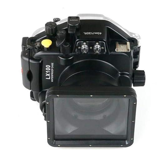 WMWX Funda Impermeable para fotografía subacuática Profesional ...