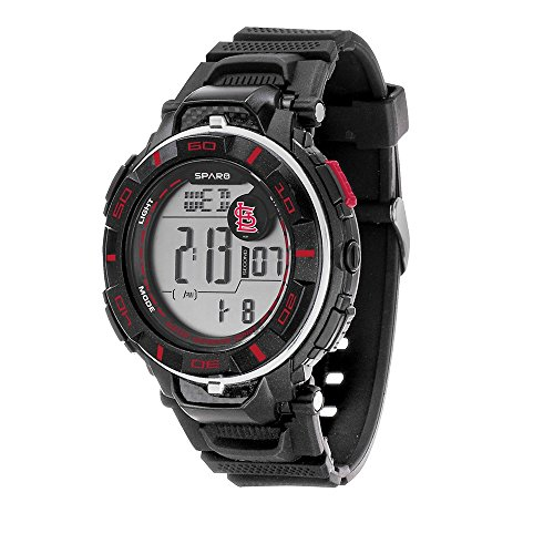 Gifts Watches MLB St Louis Cardinals Power Watch by Rico Industries