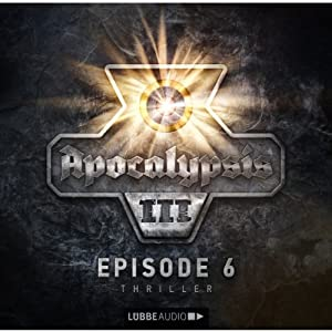 Tesserakt (Apocalypsis 3.06) Hörbuch