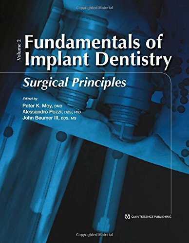 Fundamentals of Implant Dentistry: Prosthodontic Principles: Volume 1