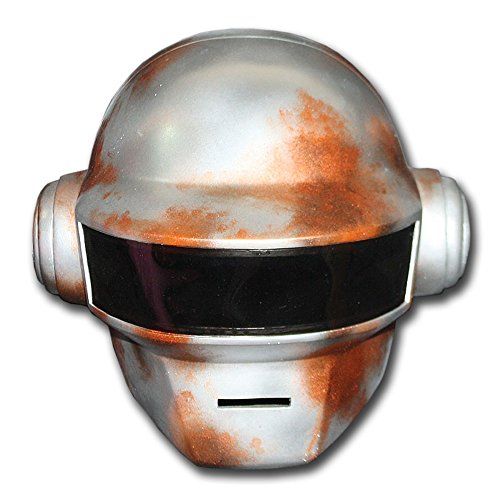 Daft Punk Halloween Costumes Helmet - Custom Wearable Halloween Costume Cosplay Mask