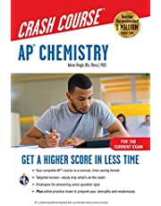 Ap(r) Chemistry Crash Course, Book + Online: Get a Higher Score in Less Time