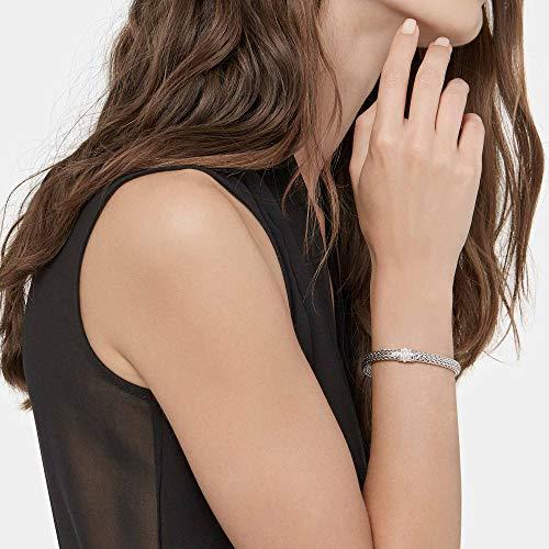 Buy sterling silver bamboo bracelet