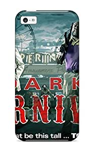 fenglinlin1719933K67506345 Special Design Back Left Dead Phone Case Cover For ipod touch 4