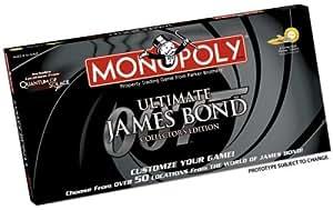 USAopoly My James Bond Monopoly