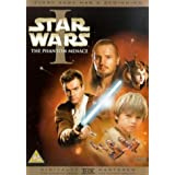 Star Wars: Episode I - The Phantom Menace [DVD] [1999] by Ewan McGregor