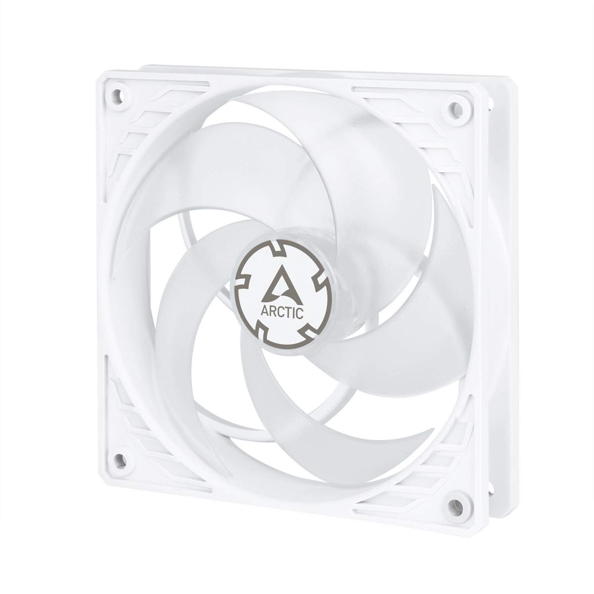 ARCTIC F12 PWM - 120 mm PWM Case Fan | Silent Cooler with Standard Case | PWM-Signal regulates Fan Speed | Push- or Pull Configuration possible F12 PWM Rev. 2
