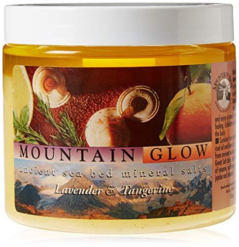 Glow Sea Salt Body Scrub - 8