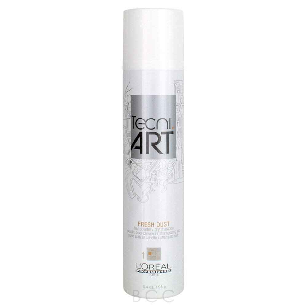 L'oreal Tecni Art Fresh Dust Dry Shampoo 3.4 oz by L'Oreal Paris