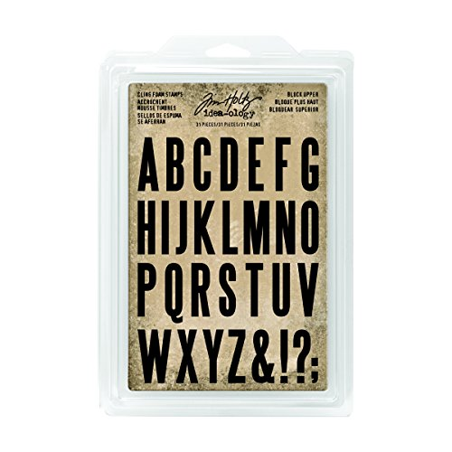 block-upper-cling-foam-stamps-by-tim-holtz-idea-ology-31-letter-stamps-th93577