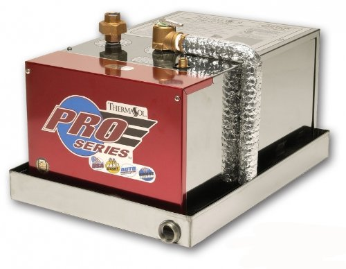 Thermasol PRO-240 PRO Series Steam Generator, 240, Stainless Steel ()