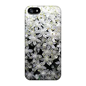 Anti-scratch Case Cover Charming YaYa Protective Perennial Flower Case For Iphone 5/5s