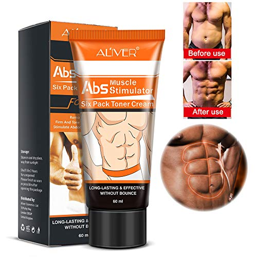 Clearance Sale!UMFun Men Muscle Stronger Cream Anti Cellulite Fat Burning Cream Slimming -