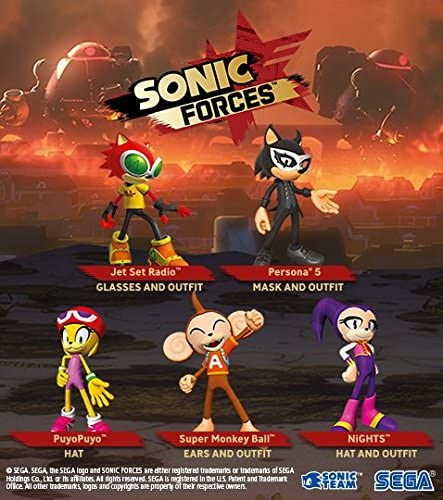 Db-Line Sonic Forces: Bonus Edition, Xbox One Xbox One Italiano vídeo - Juego (Xbox One, Xbox One, Plataforma, E10 + (Everyone 10 +)): SEGA: Amazon.es: Videojuegos