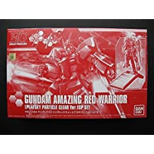1/144 HGBF Gundam Amazing Red Warrior PP clear ver. SP set