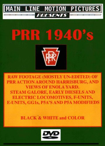 - Pennsylvania Railroad, Harrisburg & Enola Yard, in the 1940s & 1950s [DVD] [2...