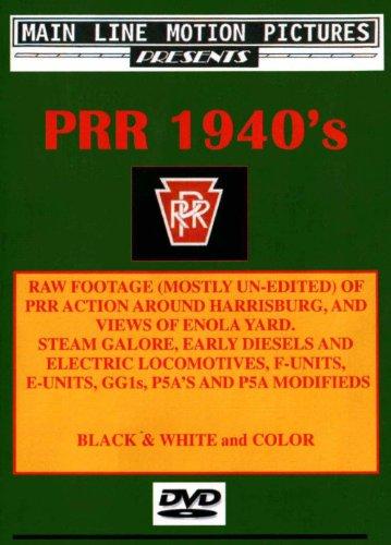 Pennsylvania 1 Locomotive Gg (Pennsylvania Railroad, Harrisburg & Enola Yard, in the 1940s & 1950s [DVD] [2...)