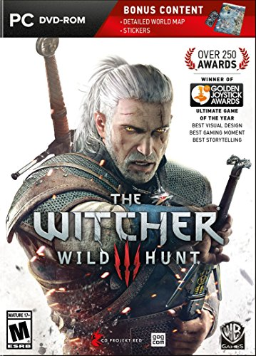 The Witcher 3: Wild Hunt - PC
