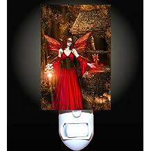 Wishing Well Fairy Decorative Night Light