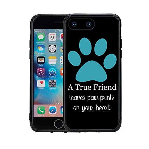 Cell World -Paw Prints Dog Puppy-For Apple iPod Touch 6, 6th Generation, Made and shipped from the USA Style 298