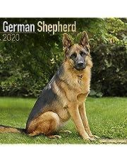 German Shepherd Calendar 2020