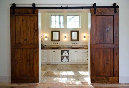 double wood doors - 6