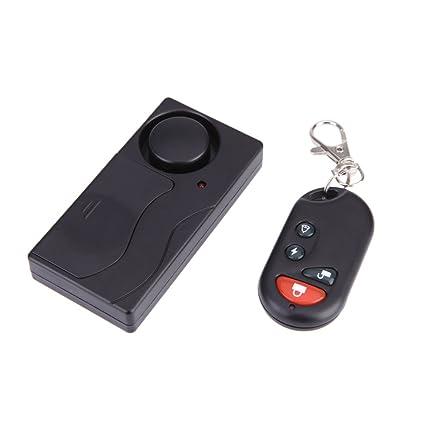 Alarma antirrobo inalámbrico con mando a distancia de ...